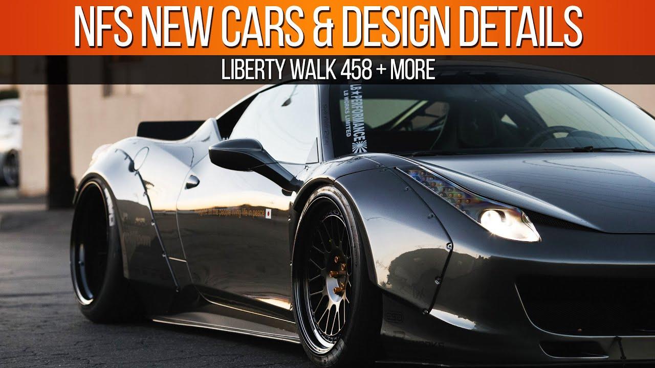 need for speed 2015 new cars design details youtube. Black Bedroom Furniture Sets. Home Design Ideas