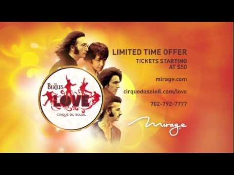 The Beatles™ LOVE™ by Cirque du Soleil®