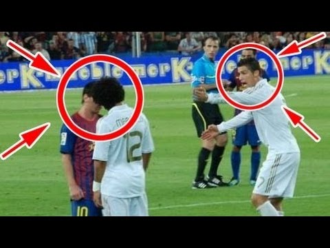 Cristiano Ronaldo ● Angry Moments ● Fights & Brawls