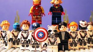 LEGO Avengers Endgame in 5 Minutes