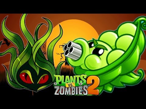 ✔️Dùng 100 Kẹo Nâng Cấp Cho Cây Cối Battlez Week 58 | Plants Vs Zombies 2 | Hoa Quả Nổi Giận 2
