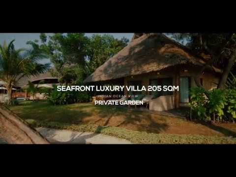 Tulia Zanzibar Unique Beach Resrot - Seafront Luxury Villa