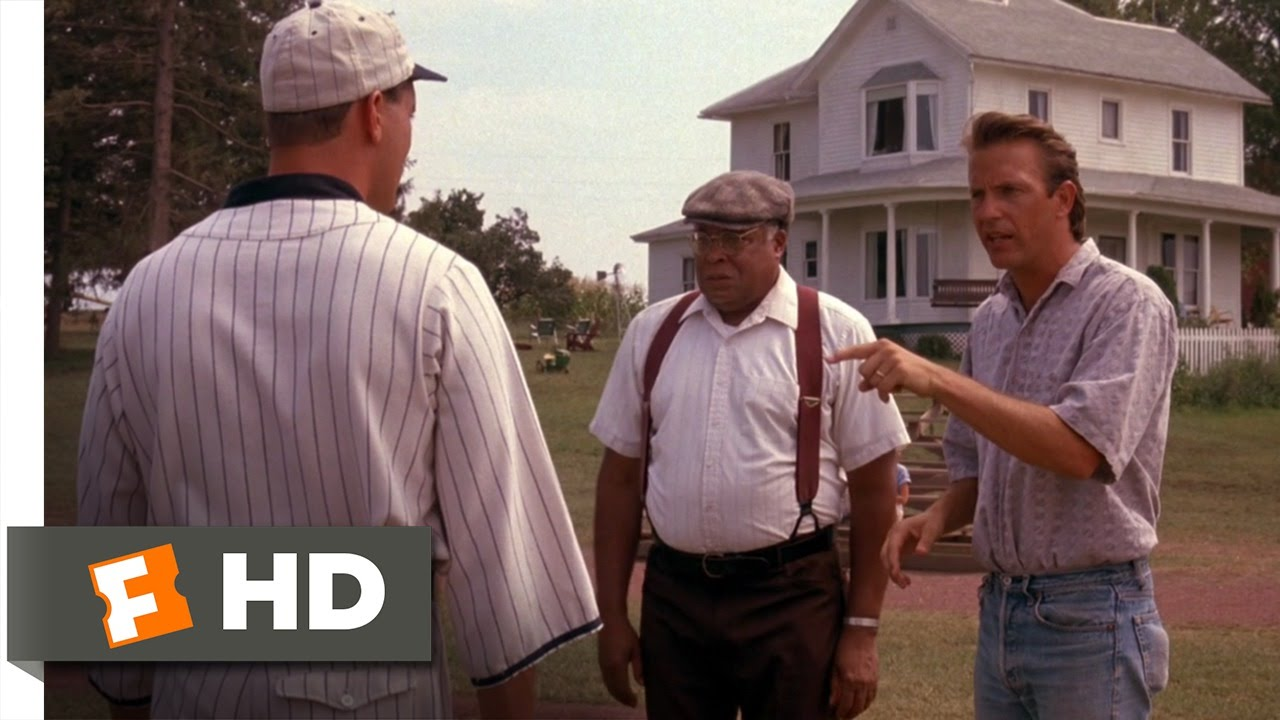 Field of Dreams (7/9) Movie CLIP - Ray's Not Invited (1989 ...
