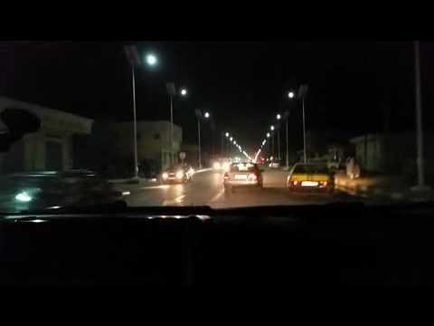Noukchott streets powered by Solar Energy