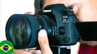 Canon 6D Mark ii - Vale a Pena em 2020? Review em Portugues