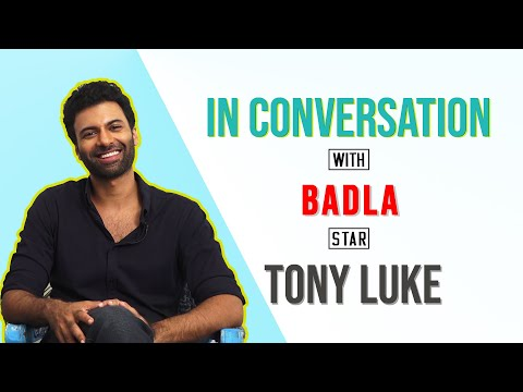 Badla star Tony Luke gets candid about his modeling days!