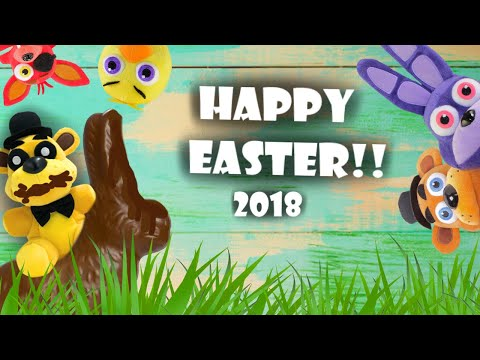 Fnaf Plush - Happy Easter!!! (2018)