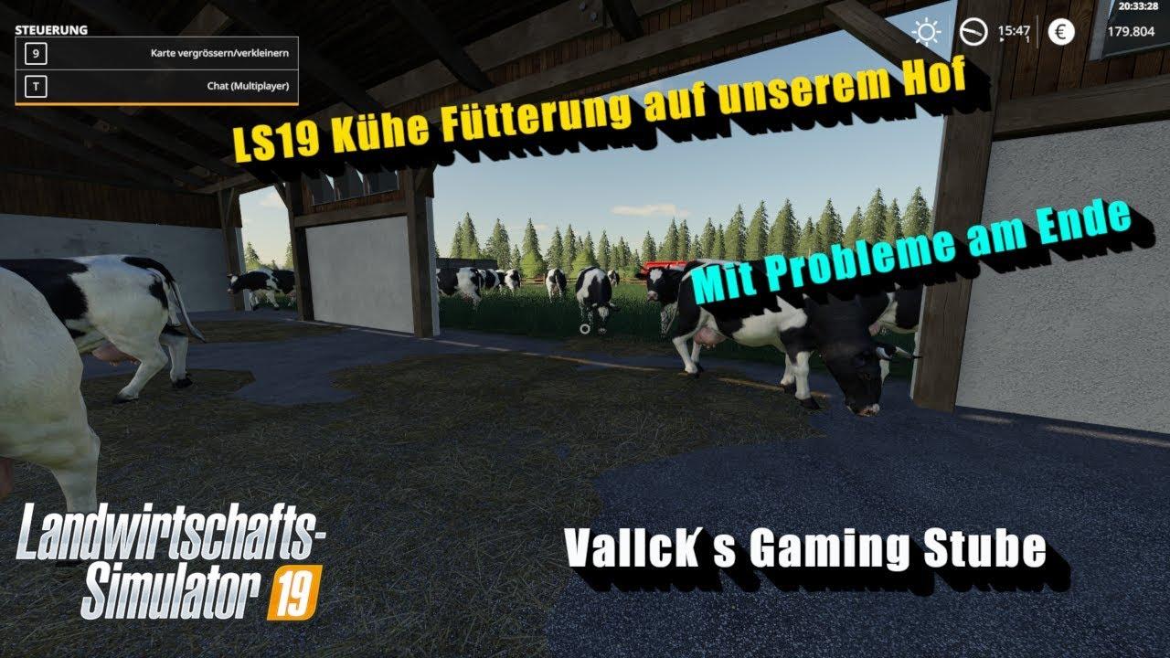 Ls19 Kühe Füttern