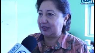 OAXACA NUEVO SIGLO TV INAUGURACION DE TECHUMBRE EN SAN MIGUEL TEQUIXTEPEC