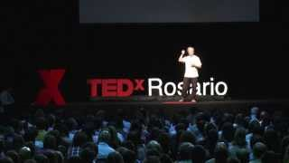 La ciencia escondida en los Simpsons: Claudio Sanchez at TEDxRosario