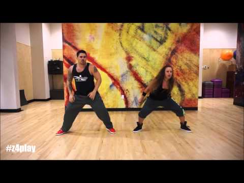 """""""Presion"""" by Wisin ft. Cosculluela - Zumba Choreography"""
