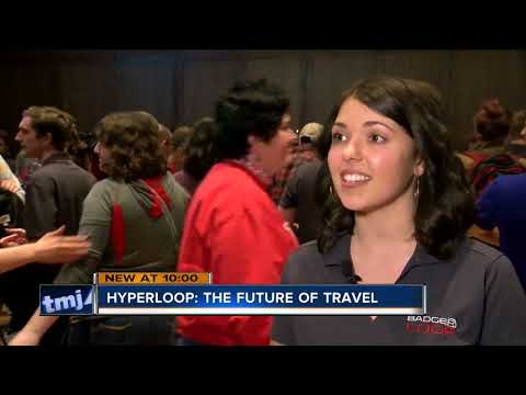 UW students get in on Hyperloop project