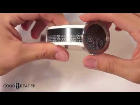Pertie Gligo E Ink Smartwatch