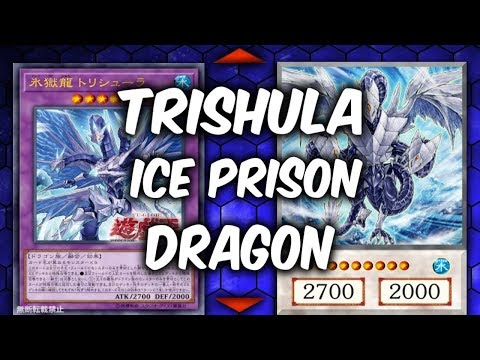 DRAGUNITY vs SKYFANG - NEW TRISHULA FUSION (Trishula The Ice Prison Dragon)