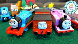 Thomas the Train Huge Haul Totally Thomas Town Unboxing!