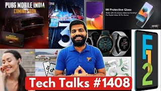 Tech Talks # 1408-PUBG New Updates, Galaxy A82, Legion 2 Pro, Nokia TWS, Redmi 20x, Facebook Hack