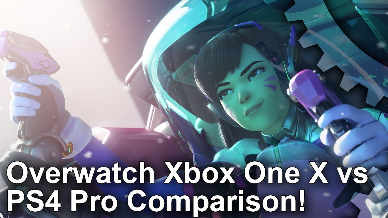 Overwatch on Xbox One X: does its dynamic 4K scaler hold up