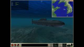 ASW Gameplay Compare - Cold Waters VS Dangerous Waters