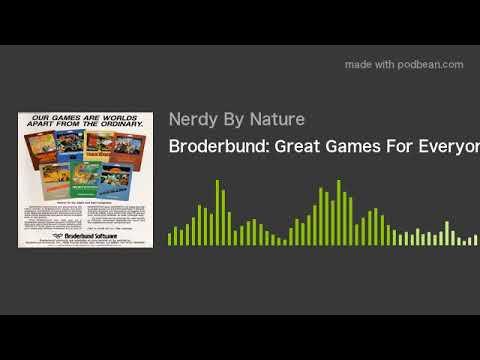 Broderbund: Great Games For Everyone