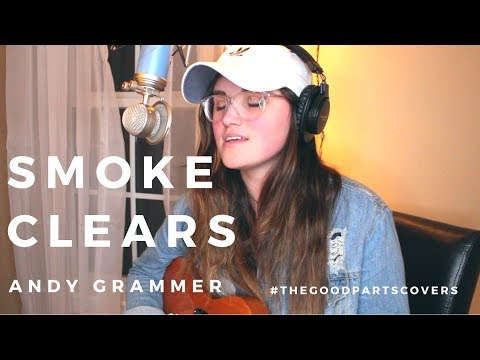 Andy Grammer - SMOKE CLEARS (Cover) by Courtney Adelle