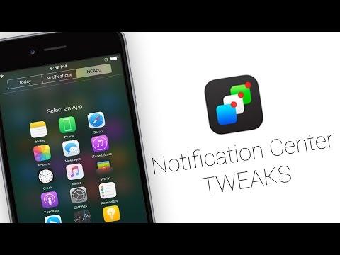 TOP 5 Best Notification Center Tweaks for iOS 9 - 9.3.5
