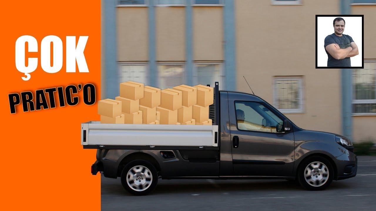 Download Test | Yeni Fiat Pratico  2018 | Ticaretin Pratik İsmi O
