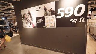 Ikea 590 Square Foot Plan