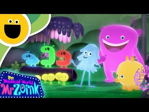 The Sounds Song   The Musical World of Mr. Zoink (Sesame Studios)
