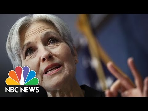 Jill Stein, Green Party Candidate, Running On Minimum Wage And Renewable Energy | 30STK | NBC News