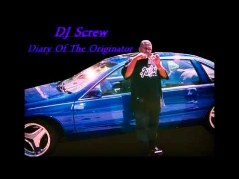 DJ Screw - Blowin' Big Behind Tint