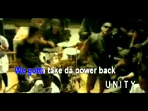 BONDAN DAN FADE 2 BLACK#UNITY#INDONESIA#POP#LEFT