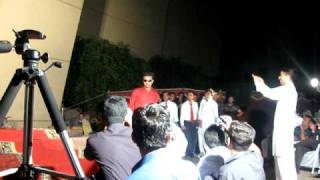 University of Gujrat Cs&it cat walk.part 3...video by jimmy M.I.T