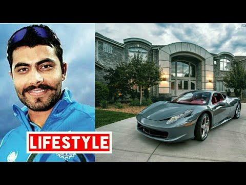 Ravindra Jadeja Net Worth, Salary, House, Car, Family and Luxurious Lifestyle | 2017