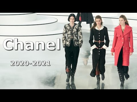 Chanel Мода осень-зима 2020/2021 в Париже / Одежда и аксессуары