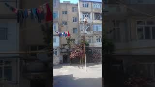 Город Баку. 8км. Улица Дарвина