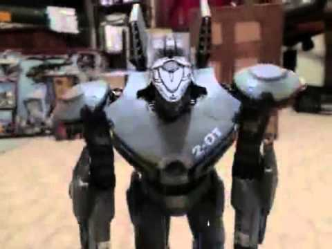 Pacific Rim Short Stop Motion