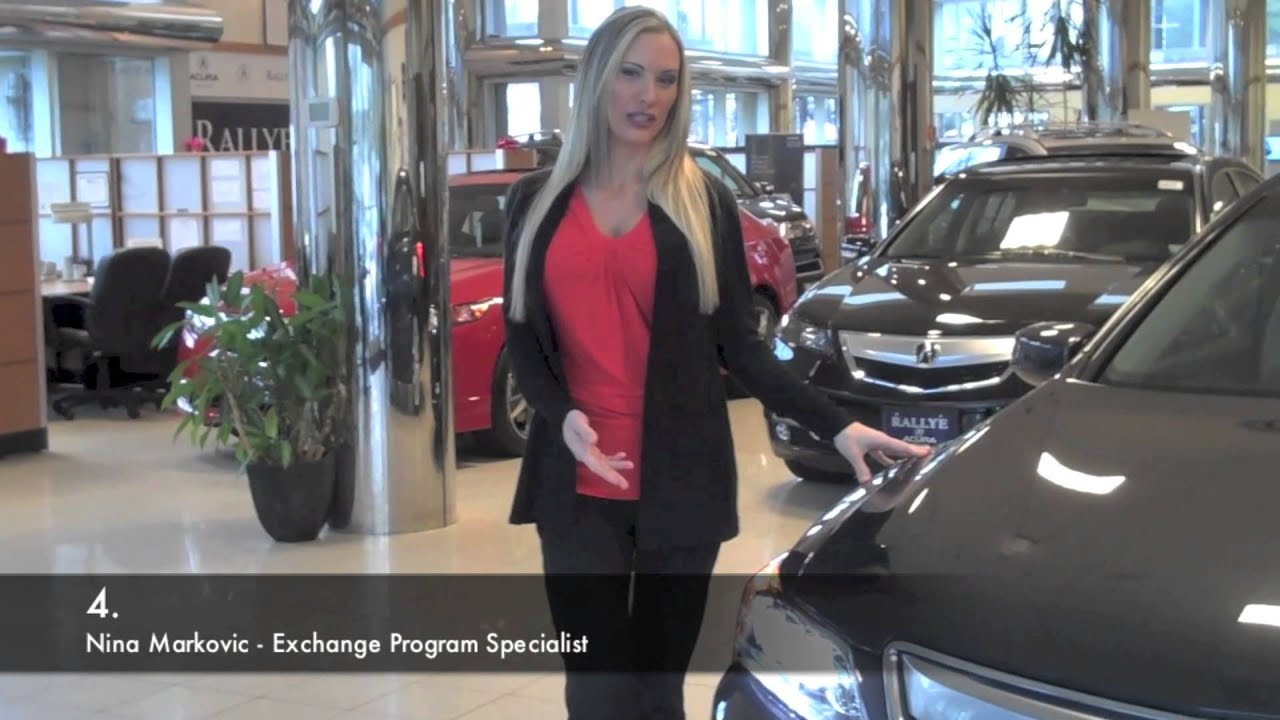 Why Rallye Acura Employees the new 2014 Acura RLX - YouTube
