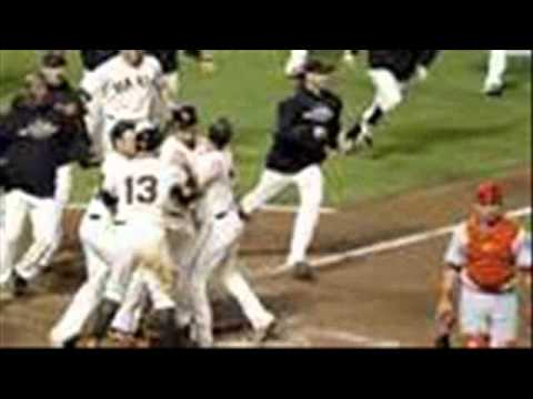 Queen - We Are The Champions (San Francisco Giants)