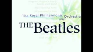 The Royal Philharmonic Orchestra Plays The Beatles - I Am The Walrus