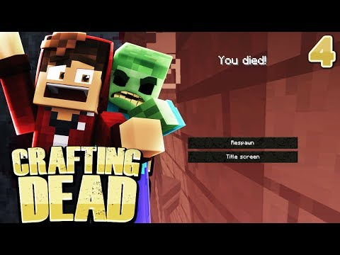 Minecraft: Crafting Dead SMP! Ep. 4 - The End..