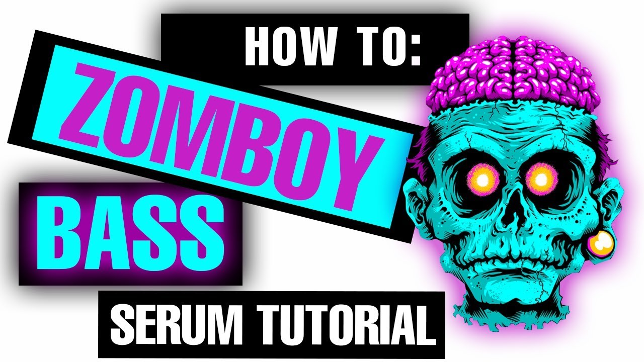 How To: Zomboy Style Bass Serum Tutorial [FREE DOWNLOAD]