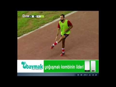 Lig Tv Süper Toto Sponsorluğu, BJK Isınma Anı Alt Bandı