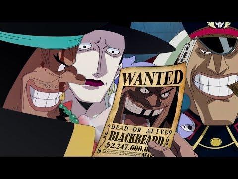 Highest Known Bounty! Did Blackbeard Deserve Higher One? - One Piece 925+