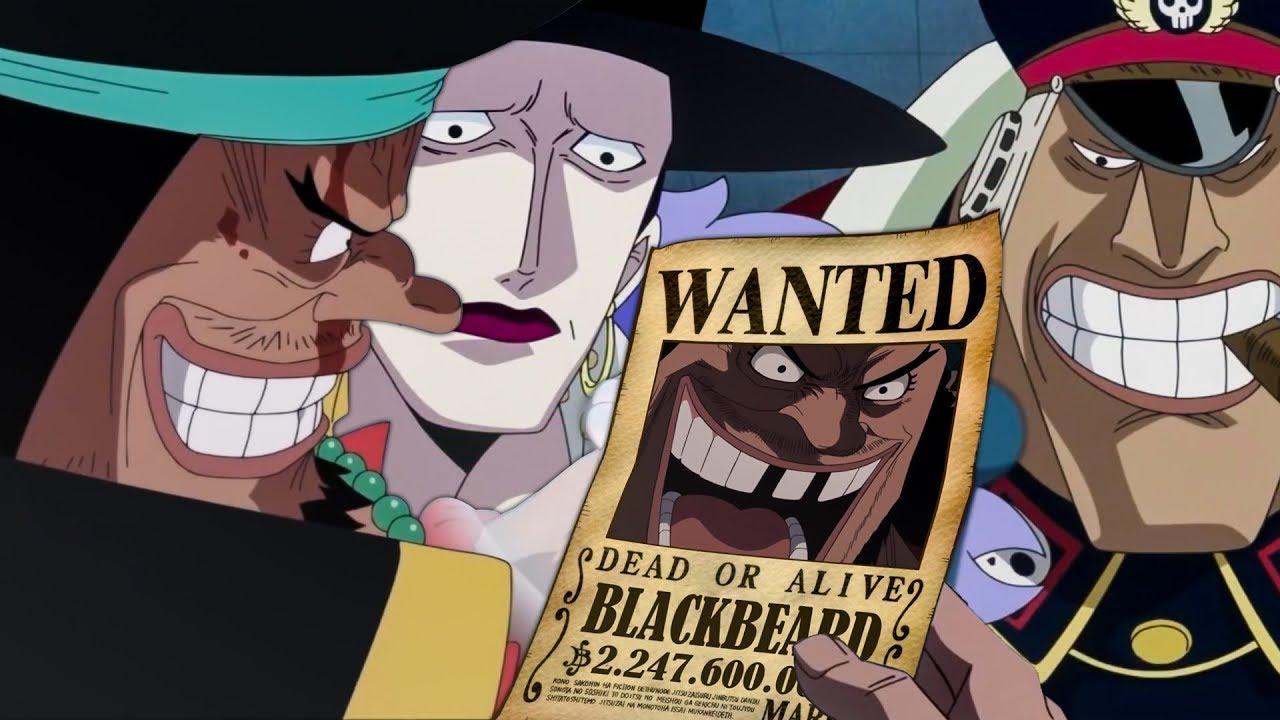Hasil gambar untuk blackbeard bounty