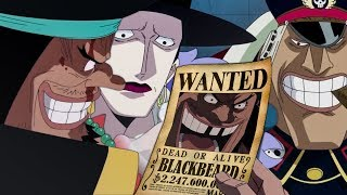 Blackbeard's new and highest bounty in one piece chapter 925! did he deserve it or maybe deserved higher one? i made such video about luffy's a...