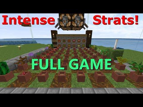 Full Minecraft Chess Match vs. Nukelawe!