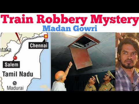 Train Robbery Mystery | Tamil | Madan Gowri | MG