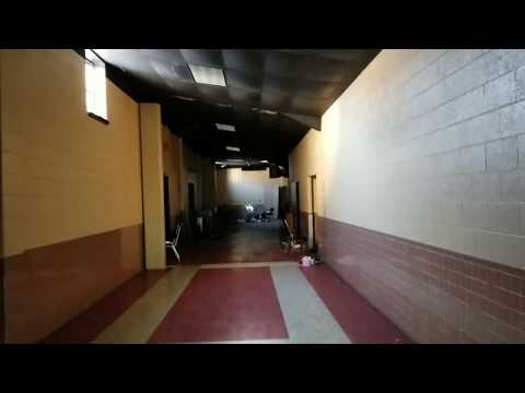 Exclusive Abandoned Exploration of Hara Arena in Dayton/Trotwood, Ohio. Part 2 (The Arena)