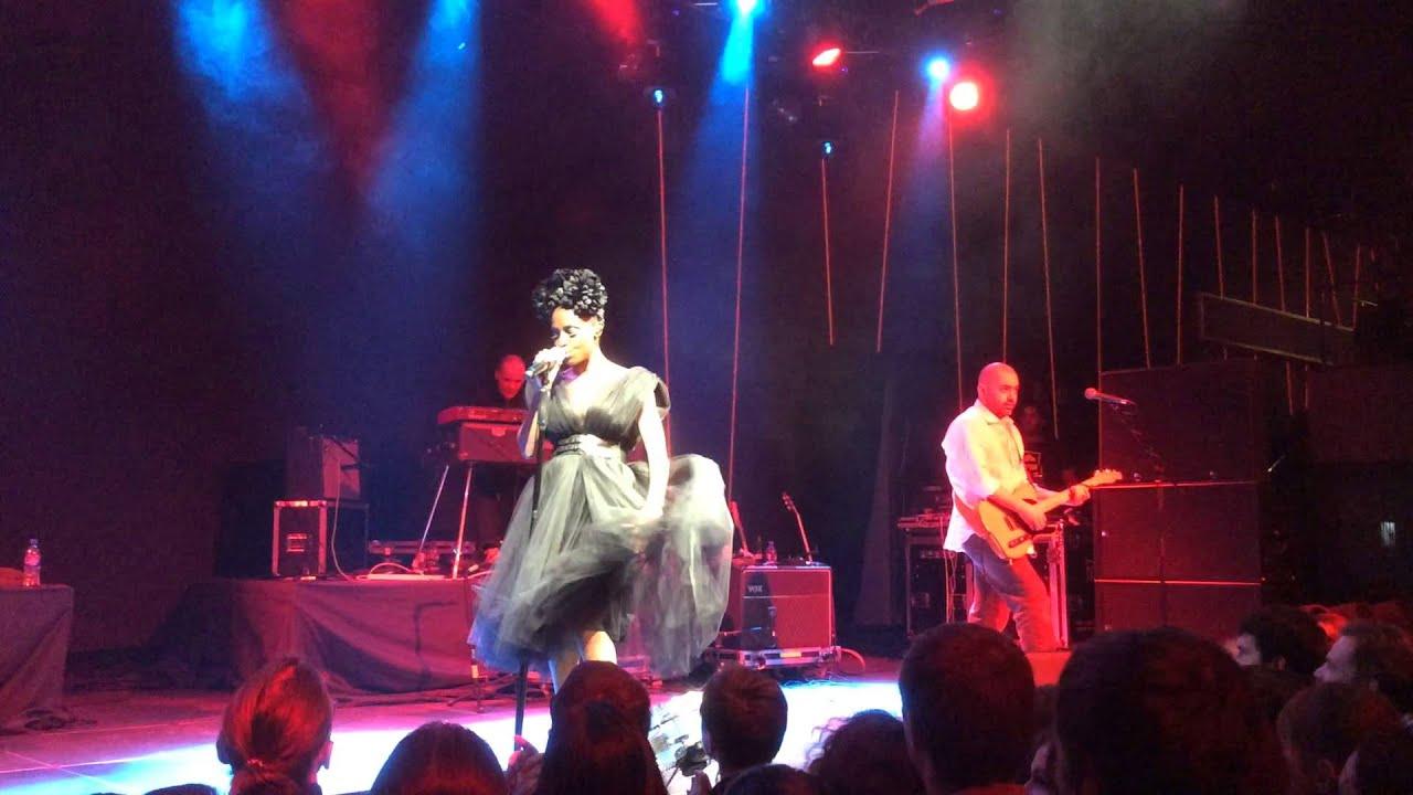 Morcheeba исполнили в Минске свои лучшие хиты, в том числе The Sea