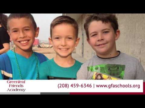 Greenleaf Friends Academy | Private Schools in Greenleaf